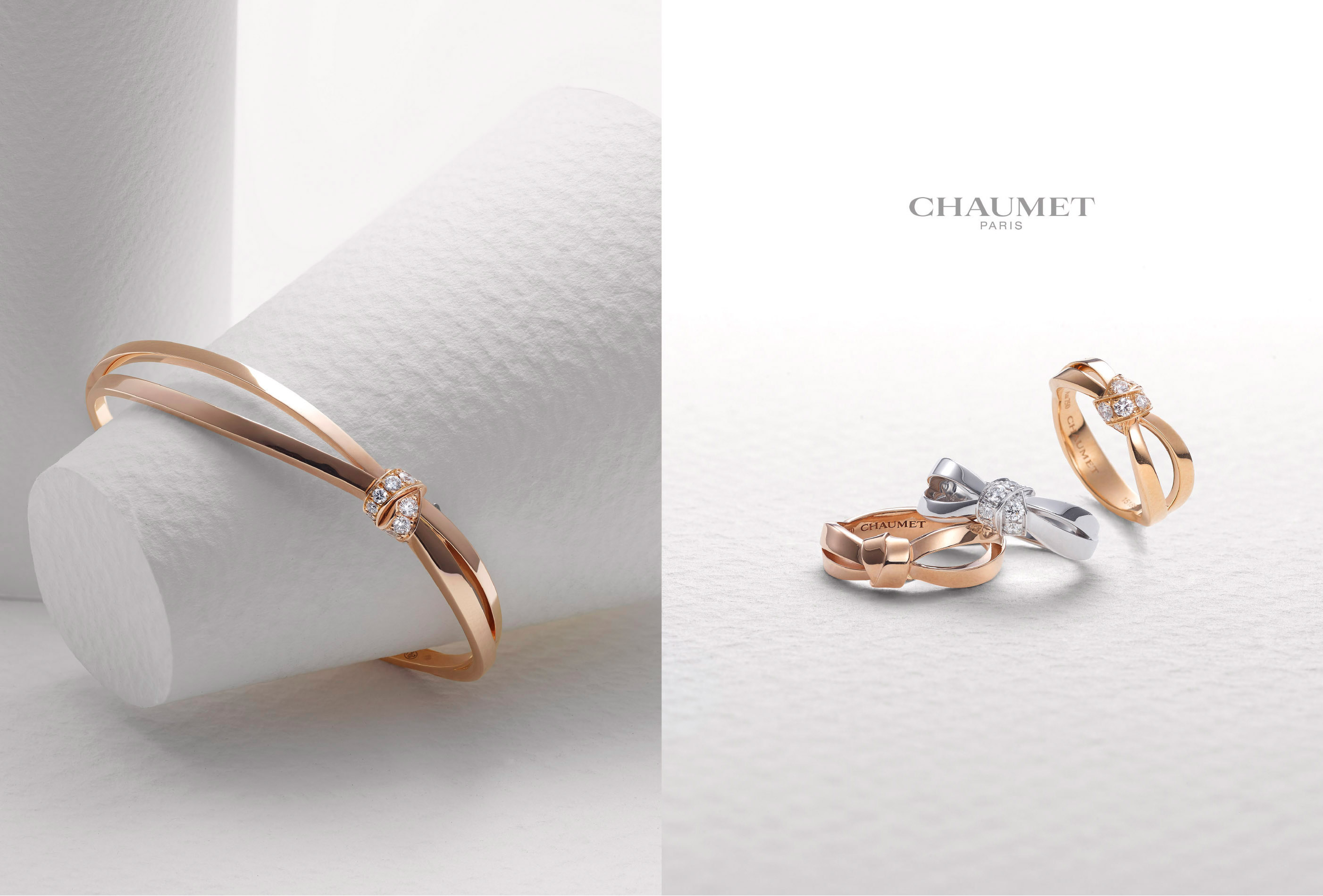 CHAUMET Collection « Liens Séduction »